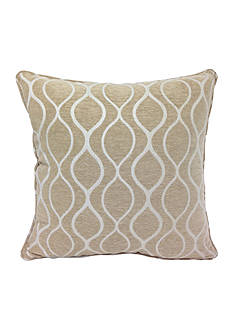 Arlee Home Fashions Inc. Gemma Tan Decorative Pillow
