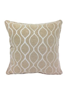 Arlee Decorative Body Pillow : Arlee Home Fashions Inc. Gemma Tan Decorative Pillow Belk