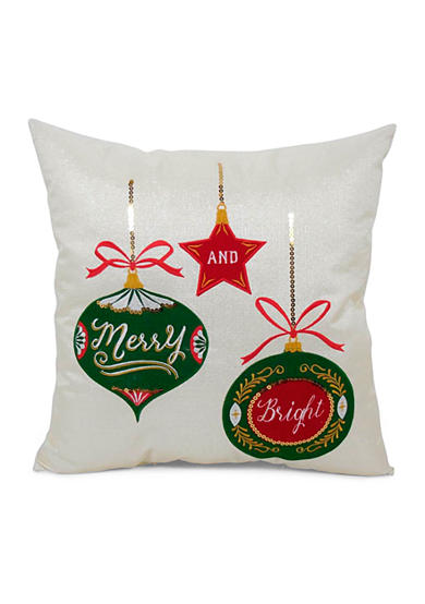 Arlee Home Fashions Inc.™ Ornament Decorative Pillow