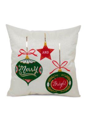 Arlee Decorative Body Pillow : Arlee Home Fashions Inc. Ornament Decorative Pillow Belk