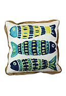 Arlee Home Fashions Inc.™ Mosaic Fish