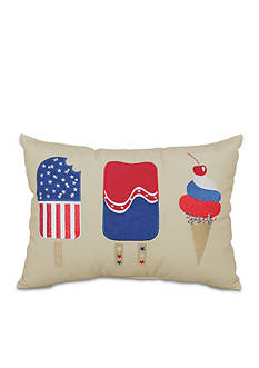 Arlee Home Fashions Inc.™ American Popsicle Decorative Pillow