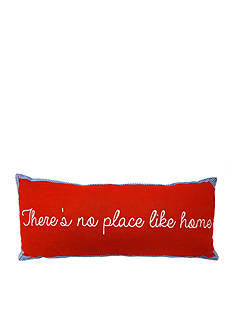 Arlee Home Fashions Inc.™ No Place Like Home Decorative Pillow