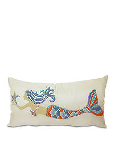 Arlee Home Fashions Inc.™ Mermaid Decorative Pillow