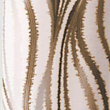 Blue Curtains: Mocha Arlee Home Fashions Inc.™ Celestina Wave Jacquard Grommet Panel