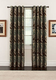 Arlee Home Fashions Inc.™ Lyndsay Chenille Leaf Window Panels