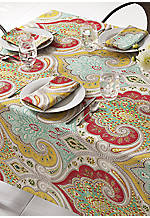 Echo Jaipur Tablecloth 60-in. x 84-in.