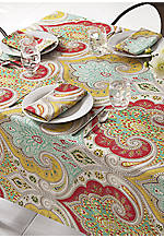 Echo Jaipur Tablecloth 60-in. x 120-in.