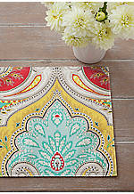 Echo Jaipur Place Mat Set (4) 13-in. x 18-in.
