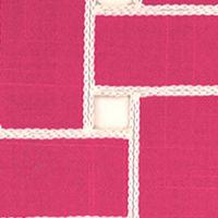 Bed & Bath: Kitchen Sale: Honeysuckle Echo Lattice Place Mat 4-Pack