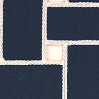 Bed & Bath: Kitchen Sale: Indigo Echo Lattice Place Mat 4-Pack