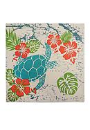 Arlee Home Fashions Inc.™ Tropical Turtle