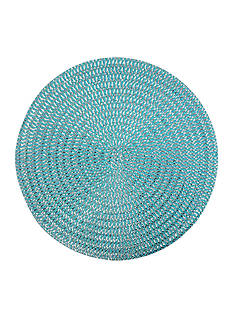 Arlee Home Fashions Inc.™ Celebrate Round Placemat