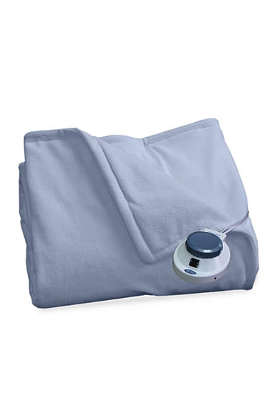Softheat® Microfleece Electric Warming Blanket - Online Only