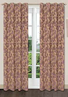 Dainty Home Pali Window Panel Pair