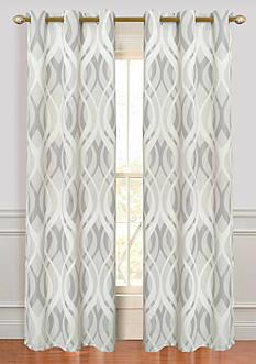 Dainty Home Metropolitan Window Panel Pair
