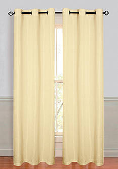 Dainty Home Moderna Window Panel Pair