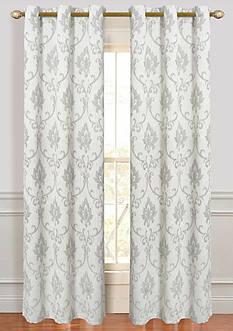 Dainty Home Vienna Window Panel Pair
