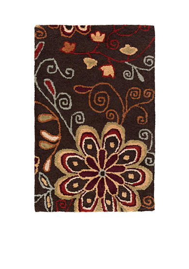SURYA Athena Chocolate Area Rug