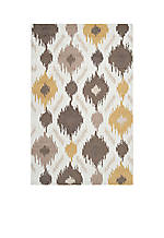 "Brentwood Gold Area Rug 3'6"" x 5'6"""