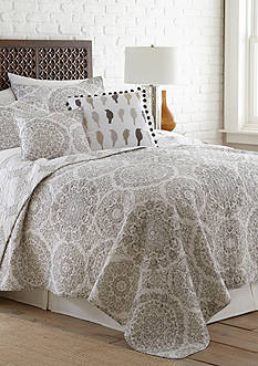 Elise & James Home™ Amara Reversible Full/Queen Quilt