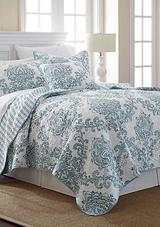 Elise & James Home™ Annecy Damask Full/Queen Quilt