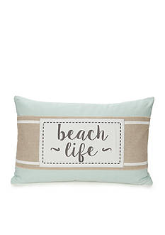 Elise & James Home™ Beach Life Decorative Pillow