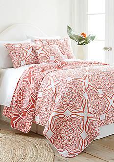 Elise & James Home™ Belclaire Coral Quilt