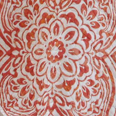 Elise & James Home™ Bed & Bath Sale: Orange Elise & James Home™ Belclaire Coral Quilt