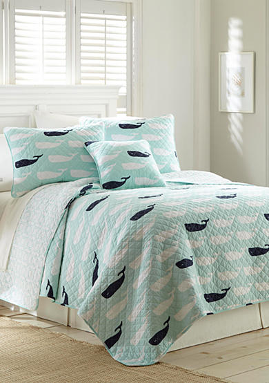 Elise & James Home™ Cape Whale Quilt