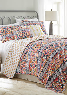 Elise & James Home™ Crescent King Reversible Quilt