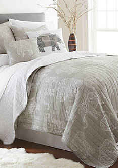Elise & James Home™ Emmett Reversible King Quilt