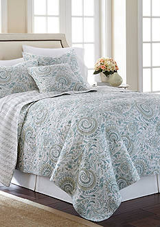 Elise & James Home™ Erin Reversible Quilt Collection