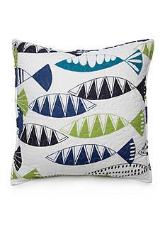 Elise & James Home™ Fish Pond Decorative Pillow