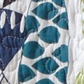 Quilts: Multi Elise & James Home™ FISH POND STD SHAM 20X26