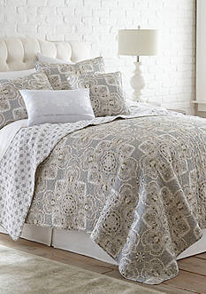 Elise & James Home™ Florence Reversible King Quilt