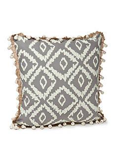 Elise & James Home™ Ikat Diamond Decorative Pillow