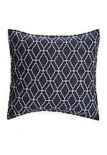 Moroccan Tiles Decorative Pillow 18-in. x 18-in.