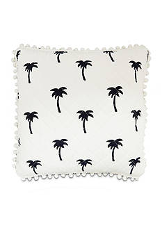 Elise & James Home™ Palm Tree Square Decorative Pillow