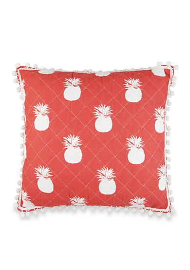Elise & James Home™ Pineapple Square Pillow