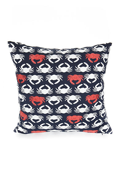 Elise & James Home™ Mini Crabs Decorative Pillow