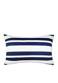 Elise & James Home™ Stripe Towel Stitch Decorative Pillow
