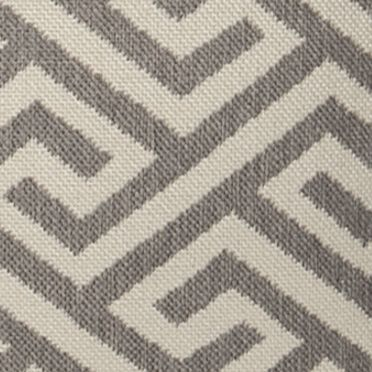 Organization Gifts: Grey Elise & James Home™ Greek Key Decorative Pillows