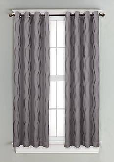Sun Zero™ Sun Zero Sway Blackout Grommet Panel