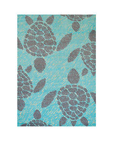 Panama Jack® Sea Turtle Rug