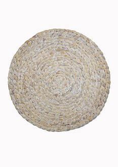 Benson Mills Water Hyacinth Round Placemat