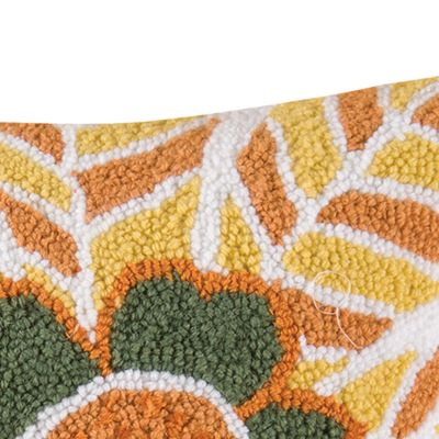 Quilts: Orange C&F ISABO EMB DEC 16