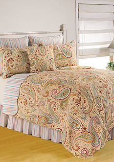 C&F KYLIE KING QUILT