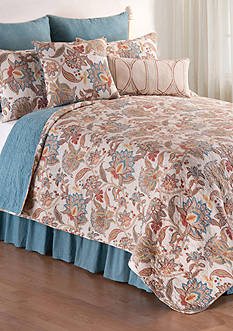 C&F Vicenza Twin Reversible Quilt