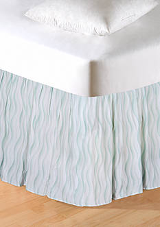 C&F Treasure Beach Full Bedskirt